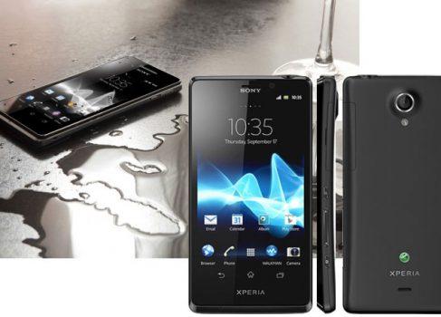 Sony Xperia V: Россия, декабрь