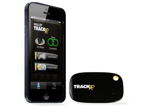 Wallet TrackR – находка для тех, кто любит терять кошельки