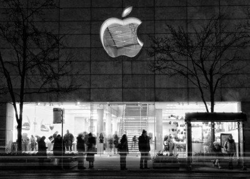 Apple Store придут в Бразилию в 2013