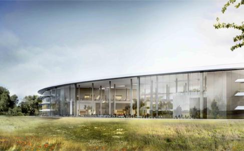 Стоимость новой штаб-квартиры Apple приближается к $5 млрд.