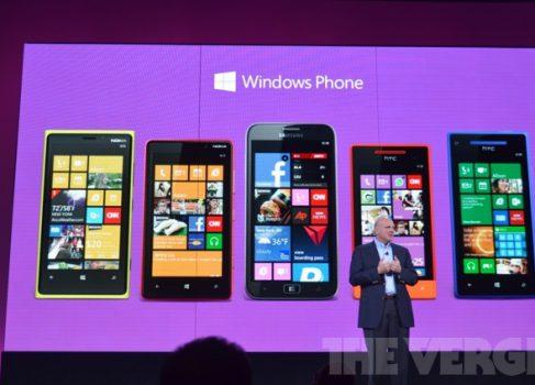 Microsoft тестирует собственный смартфон [wsj]