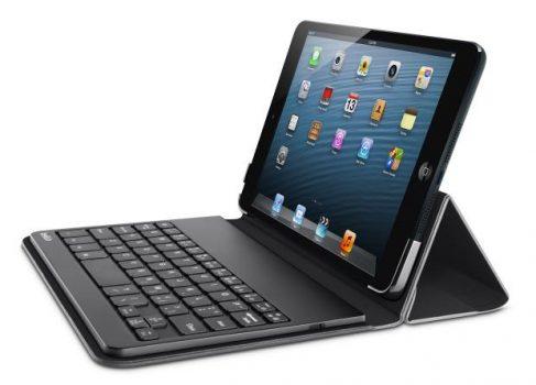 Belkin представила портативную клавиатуру для iPad