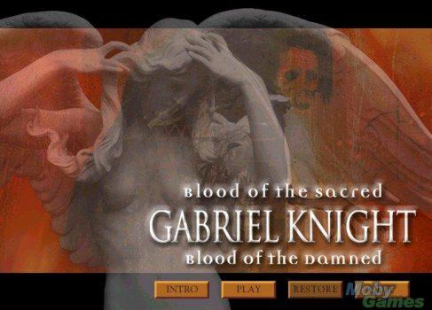 Sierra выпустила Gabriel Knight 3