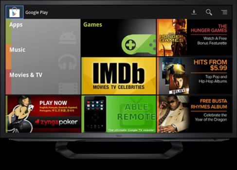 Google TV придёт в Европу с 13 ноября