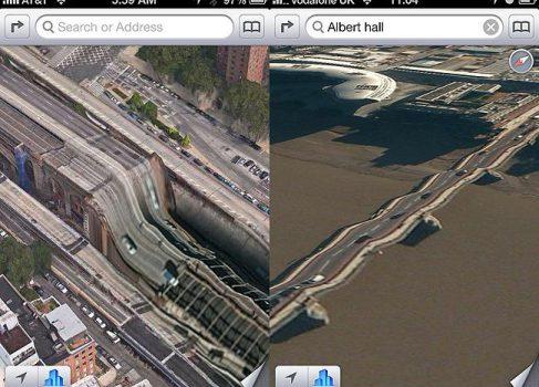 Уволен менеджер, отвечающий за iOS 6 Maps