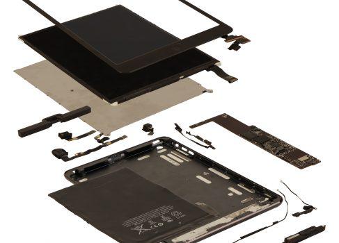 LG — основной поставщик дисплеев для iPad mini