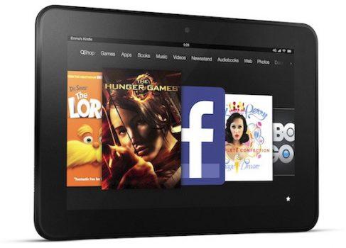 8.9-дюймовый Kindle Fire HD появился в продаже