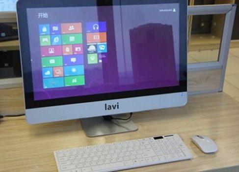 Китайский клон New iMac
