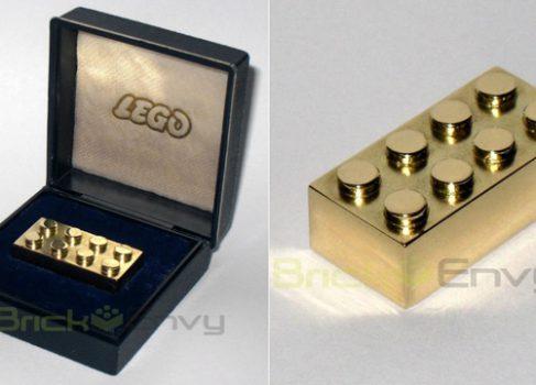 $14500 за кирпичик LEGO