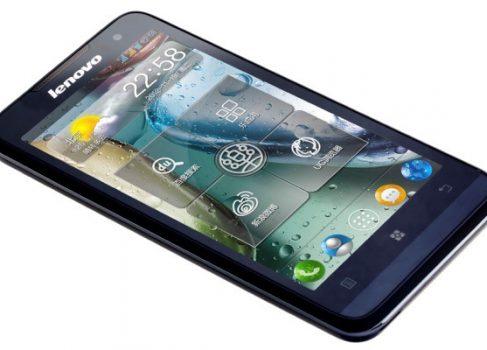 Lenovo P770 IdeaPad — бюджетный четвёртый android и 29 часов в режиме разговора