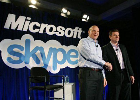 Microsoft откажется от Live Messenger в пользу Skype