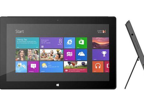 Озвучена цена и дата появления Microsoft Surface Pro