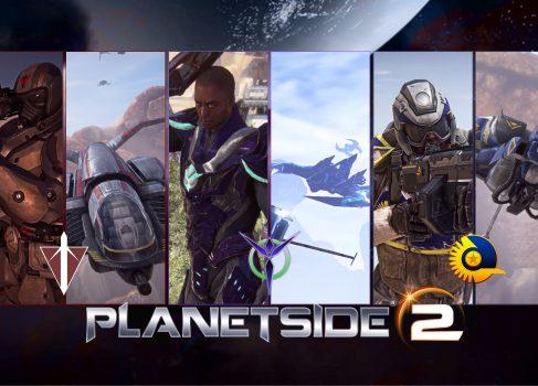 Состоялся релиз PlanetSide 2
