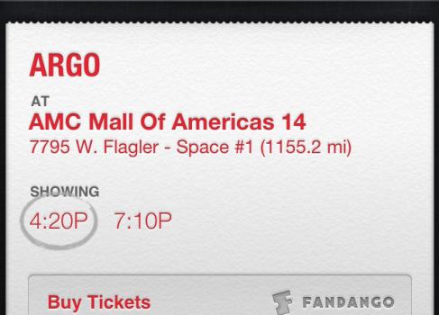 В iOS 6.1 Apple добавит в Siri возможность покупки билетов в кино