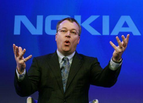 CEO Nokia допустил возможность разработки смартфона на ОС, отличной от Windows Phone