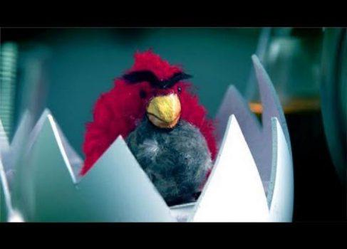 Анонсирован анимационный фильм «Angry Birds»
