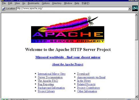 Вышла версия 1.0 веб-сервера Apache