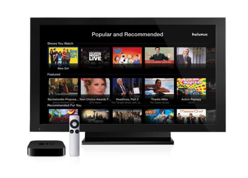 Apple TV официально появится в России