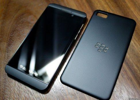 Опубликованы храктеристики BlackBerry Z10