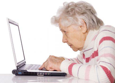 Google приглашает пенсионеров в «Понятный интернет» [юмор]