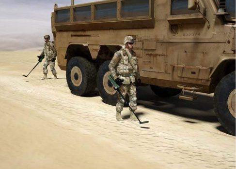 Unreal Engine 3 для американской армии