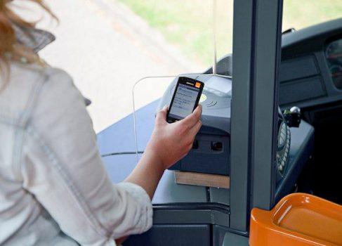 Лондонские автобусы теперь поддерживают бесконтактные платежи через NFC