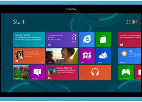 Nokia представит 10-дюймовый планшет на Windows RT