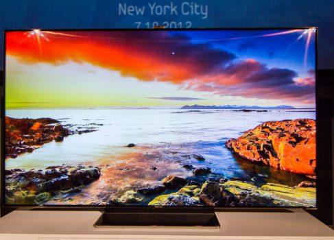 На CES-2013 Samsung покажет 110-дюймовый UHDTV