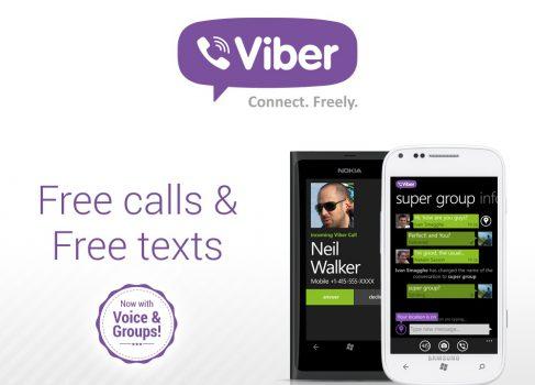 Viber: аудитория главного конкурента Skype превысила 140 миллионов