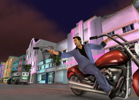 Вышла GTA: Vice City для iOS и Android