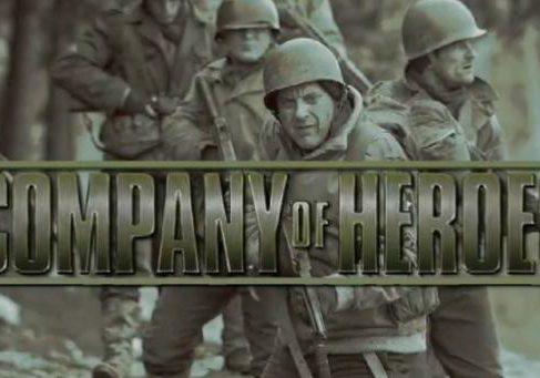 По мотивам Company of Heroes снимают фильм