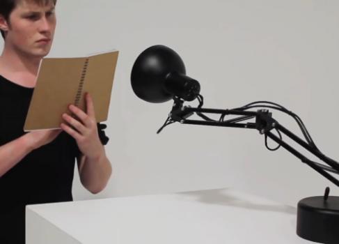 Механический Pinokio желает познакомиться [видео]