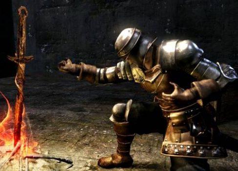 Анонсирована игра Dark Souls II