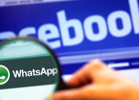Неужели Facebook планирует приобрести WhatsApp?