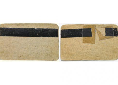 Прототип кредитной карточки продают за $15.000