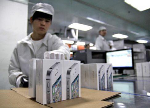 Apple вдвое сократила заказ на дисплеи для iPhone 5