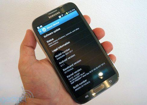 Обнаружена уязвимость в девайсах Samsung на базе Exynos