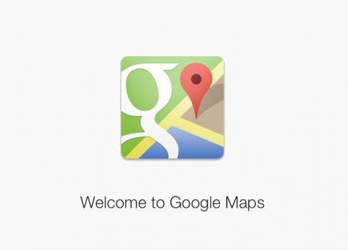 Google Maps для iOS 6 – уже на AppStore