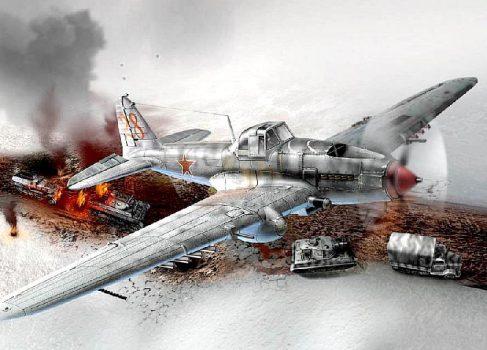 «Ил-2 Штурмовик»: пламенный привет из Сталинграда