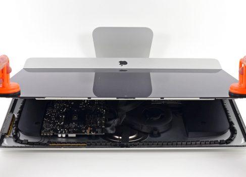 Новый iMac в разборе: много клея и минимум возможностей для апгрейда