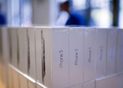 Объявлены Российские цены на iPhone5