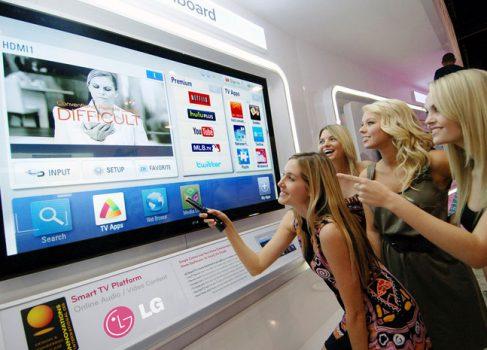 Московские власти придут в Smart TV с собственным приложением
