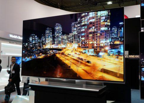 Цена первого в России OLED телевизора составит 499 999 рублей