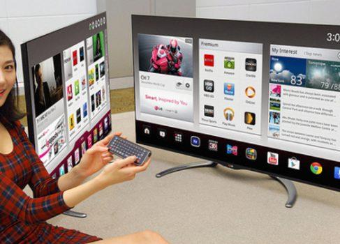 Еще больше Google TV от LG в 2013 году