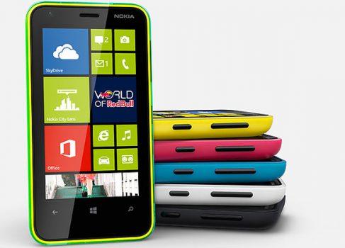 Nokia Lumia 620 – самый доступный WP8-смартфон