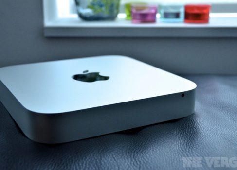 Apple и Foxconn переносят производство Mac mini в США