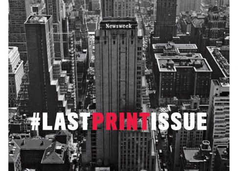 Newsweek уходит в онлайн