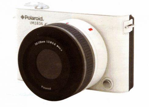 Polaroid представит Android-фотокамеру со сменными объективами
