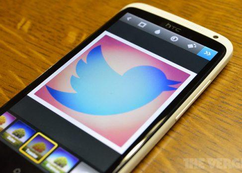 Twitter обещает выпустить собственные фильтры для фотографий