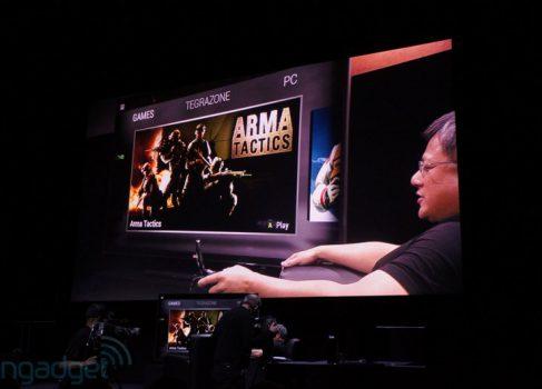 Консоль Nvidia Shield получила первый эксклюзивный тайтл – ArmA Tactics